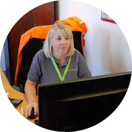 Alison, Admin Manager